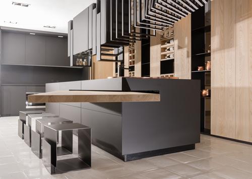 fenix ntm von arpa extra matte optik samtiger griff. Black Bedroom Furniture Sets. Home Design Ideas