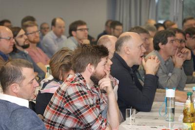 Symposium Digitalisierung Tischlerausbildung