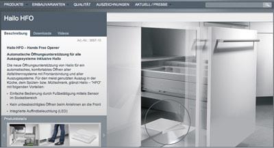 ffnungsunterst tzung hands free opener von hailo per fu tipp an den m lleimer. Black Bedroom Furniture Sets. Home Design Ideas