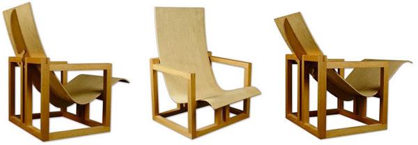 Holz design for Schwingstuhl holz
