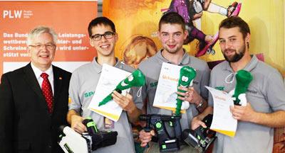 sieger bundesleistungswettbewerb plw 2014