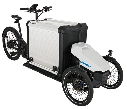 Sortimo Cargo bike