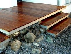 terrassenunterbau aus aluprofilen von bug f r drunter. Black Bedroom Furniture Sets. Home Design Ideas
