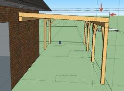 Carport Und Schuppen Inkl Zeichnungen Seite 3 Woodworker