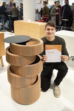 Jonas Heise, Bewegtes Holz