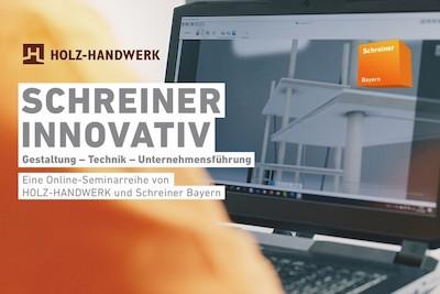 Holzhandwerk Online Seminar
