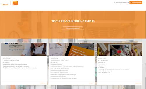 Tischler-Schreiner-Campus