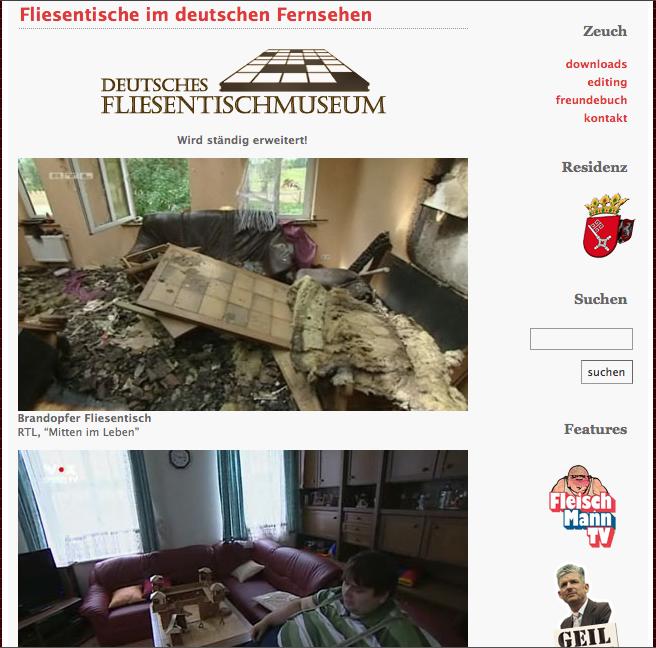 fliesentischmuseum