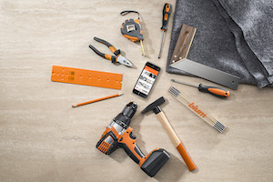 Blum Easy Assembly App Werkzeug