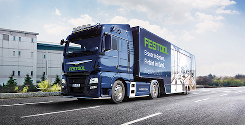 Festool Roadshow