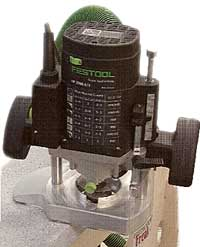 Oberfraese Festool Freak