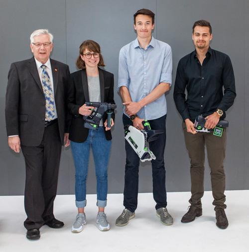 Gute Form 2017 Preisträger