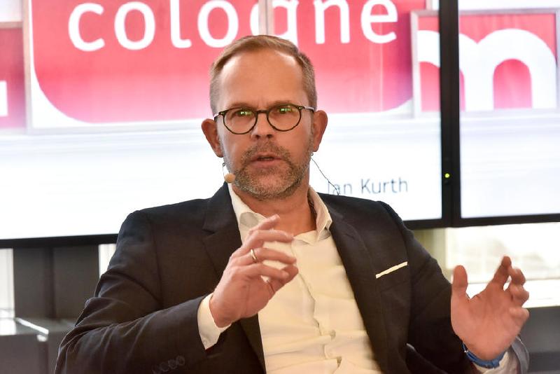 Jan Kurth, Geschäftsführer VDM