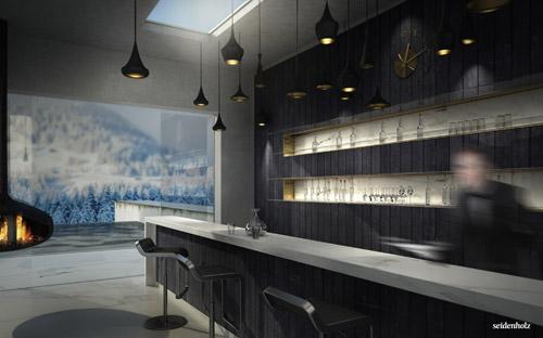 Seidenholz Bar