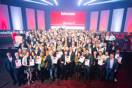 Die Gewinner des interzum award 2019