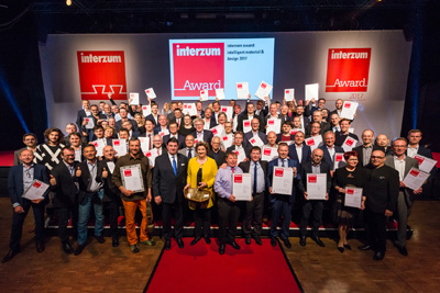 Gewinner des Interzum Award 2017