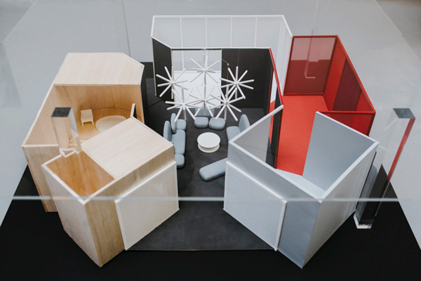 Das Haus - Interiors on Stage imm cologne 2018