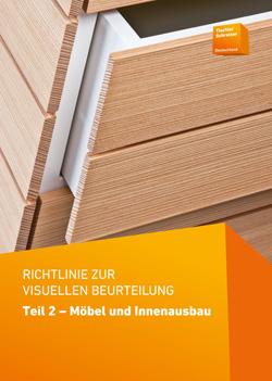 Fachschrift zur Beurteilung von Oberflaechen Moebel und Innenausbau