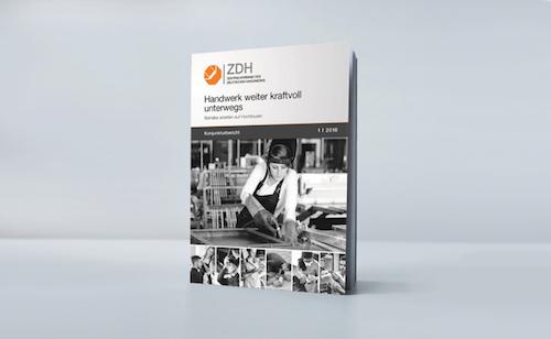 ZDH Konjunkturbericht 1/2018